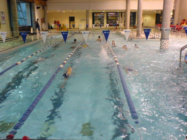 JCC indoor pool